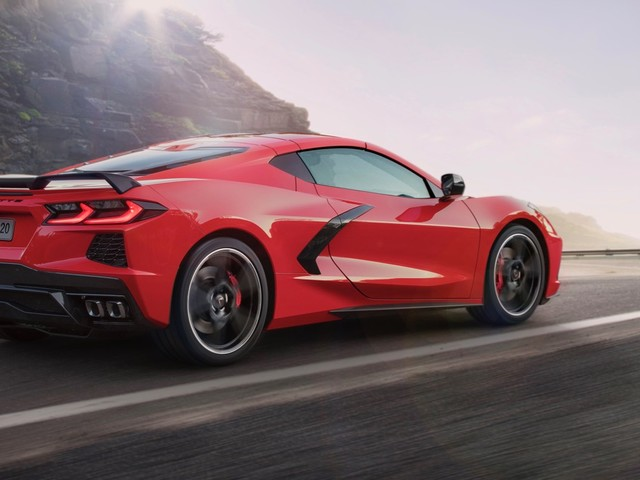 2020 Chevy Corvette C8 pricing officially starts at $59,995