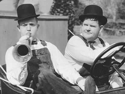 Laurel & Hardy even terug in bioscoop