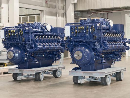 Rolls-Royce supplying two mtu gas engines for first LNG-hybrid tugboat