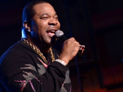 A Lil Positivity: Busta Rhymes Shares Photos Of Him Dropping Off One Of His Sons At College