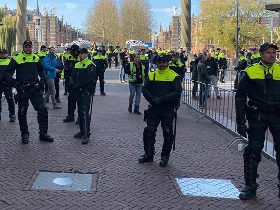 Tegenstanders Zwarte Piet verlaten Den Bosch, ook voorstanders gaan weg [LIVEBLOG]