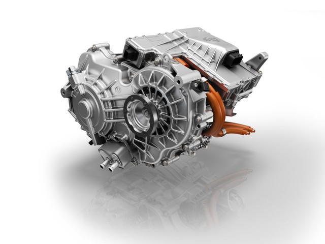 ZF has developed a two-speed transmission for Electric Vehicles