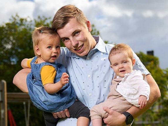 Ivar werkt wél in de kinderopvang. 'Ik doe het goed en met passie'