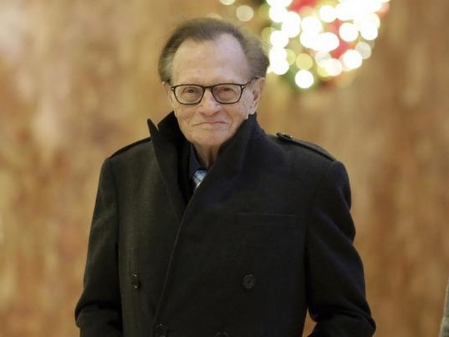 Larry King (83) verzweeg longkanker
