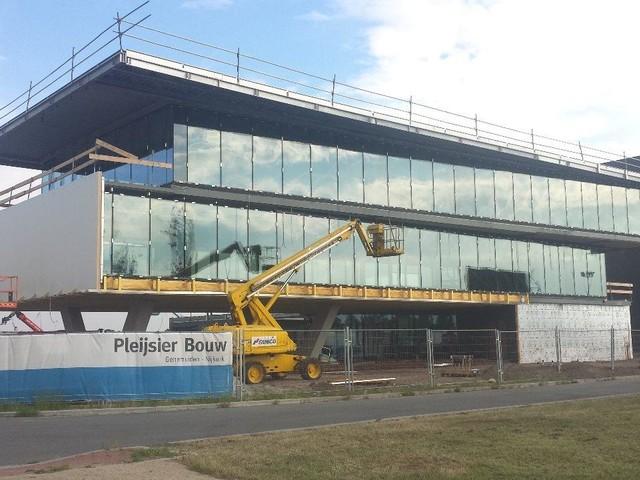 Pleijsier Bouw bouwt eigen gezonde en duurzame kantoorpand