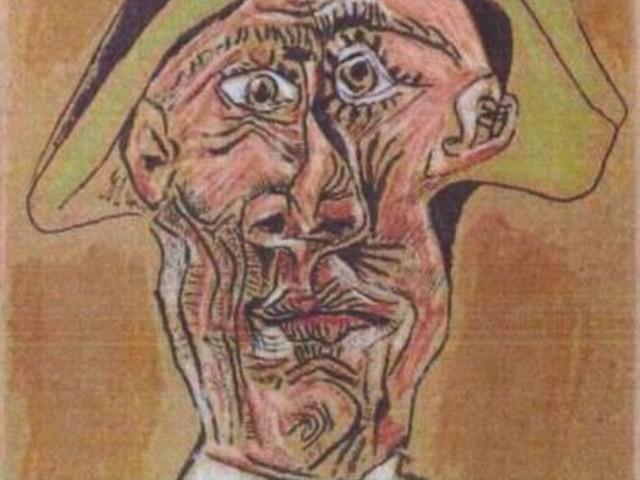 Gevonden 'Picasso' lijkt stunt van theatergezelschap