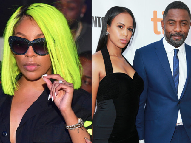 Thanks For Sharing, Sis! K. Michelle Calls Idris Elba An 'Amazing' British Box Eater—& Says THIS About His Fiancee