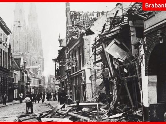 Daags na de bevrijding van Eindhoven vallen er 227 doden: de Duitsers slaan terug