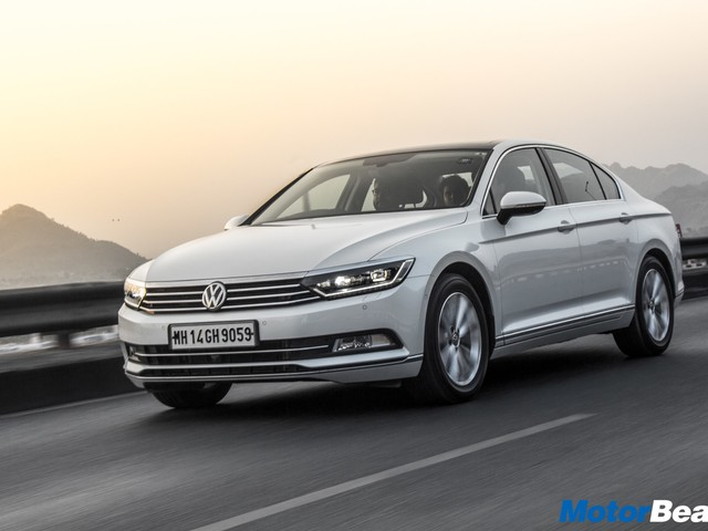2018 Volkswagen Passat Test Drive Review