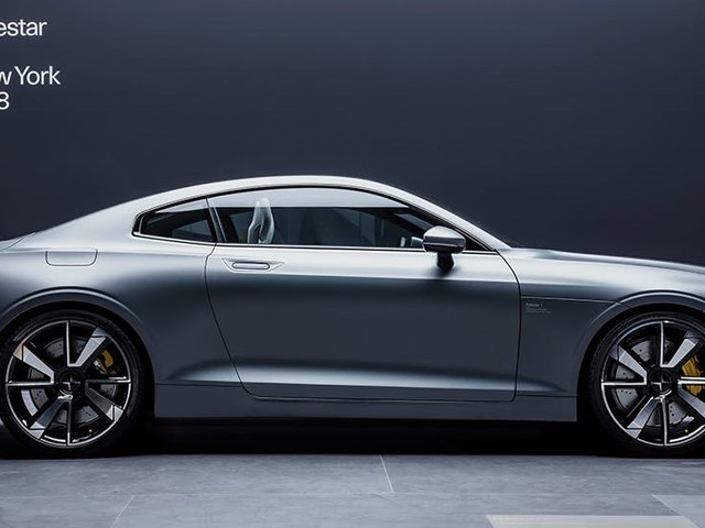 Polestar 1 is already sold out, Polestar 2 to debut in early 2019