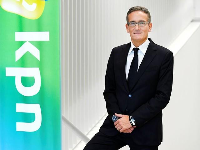 KPN-topman Ibarra kondigt vertrek aan