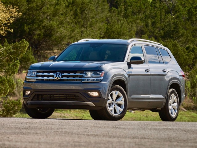 VW confirms plans to expand the Atlas lineup