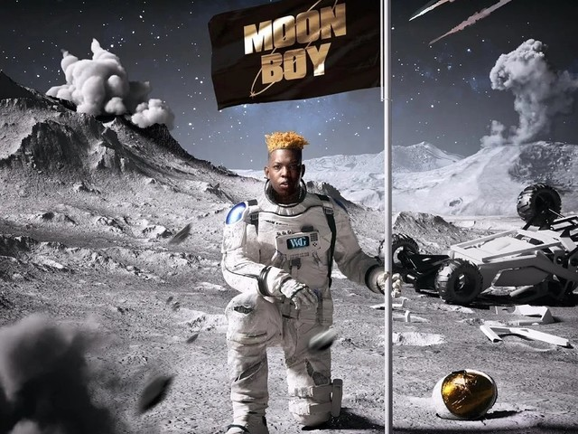 Yung Bleu Releases Debut Album 'Moon Boy' feat. Drake, Big Sean, Kehlani & More