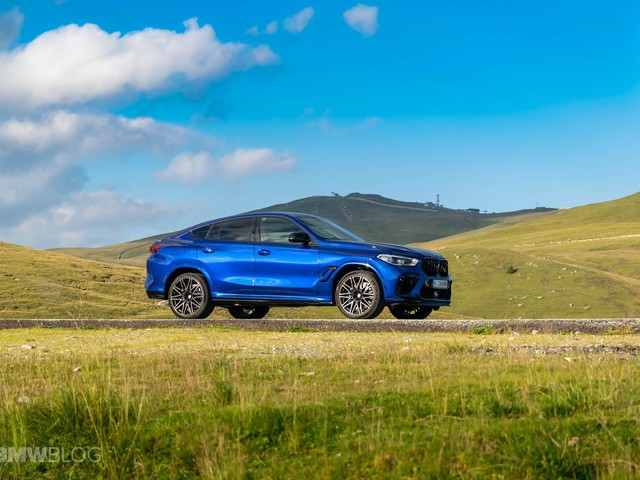 2020 BMW X6 M Competition Test Drive – Handle with Care!