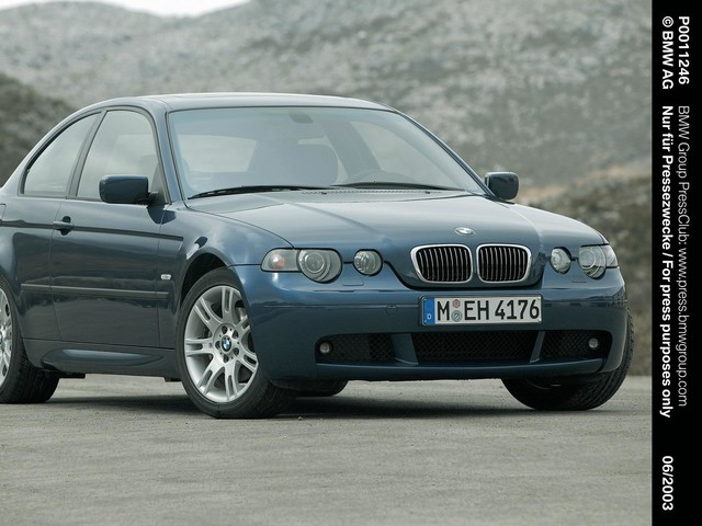 What is it Like to Live with a Dirt Cheap E46 BMW 3 Series Compact?
