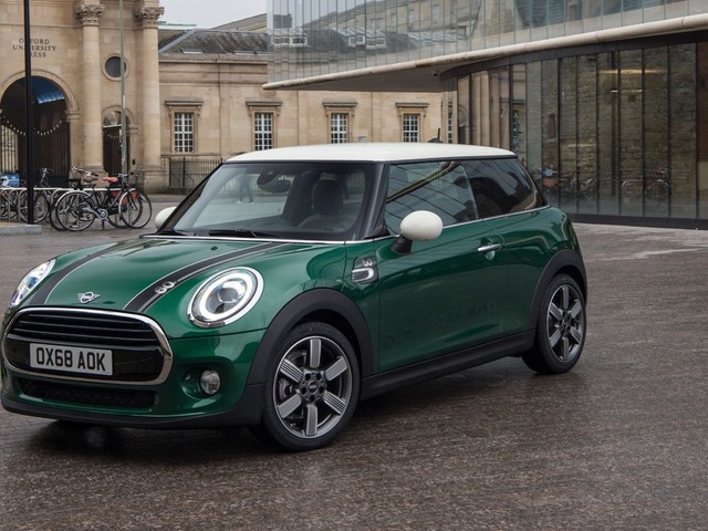MINI celebrates 60 years with a special edition