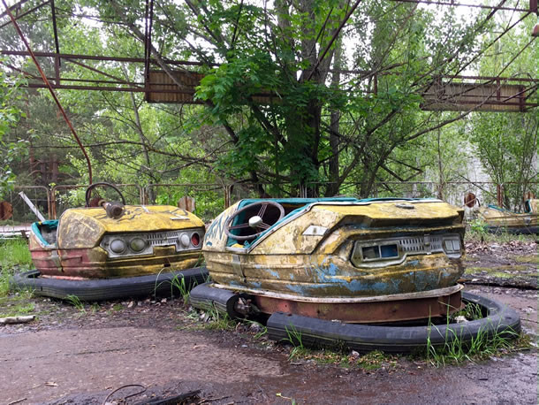 Blini Special: fotoreis Chernobyl