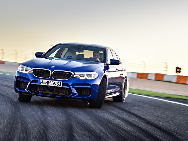 2018 BMW M5 – First Drive Review