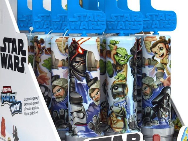NEW IMAGES FOR STAR WARS MICRO FORCE WOW! SERIES 1 FROM HASBRO