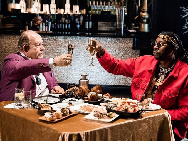 2 Chainz Meets Robin Leach On 'Most Expensivest'