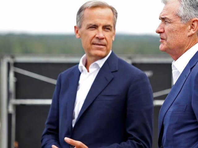 De dag van Powell liep niet helemaal zoals vooraf gedacht