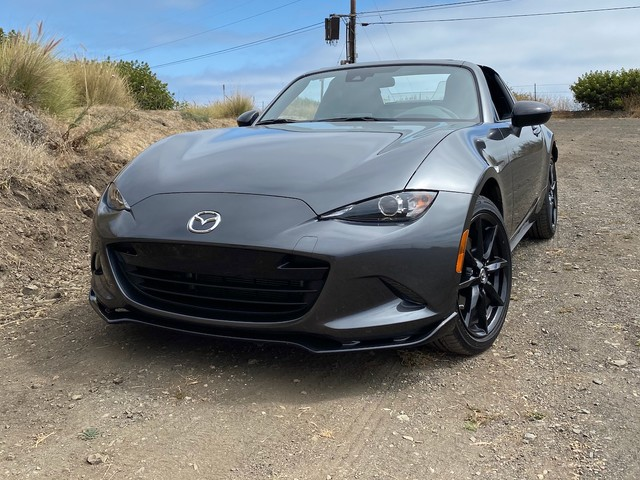 2020 Mazda MX-5 Review: Just Drive