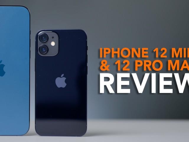 Video van de week: iPhone 12 mini en Pro Max review