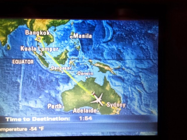 Australië, here we come !!!!!