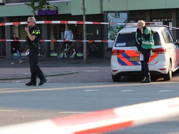 Gewonde bij schietpartij op klaarlichte dag in centrum Enschede