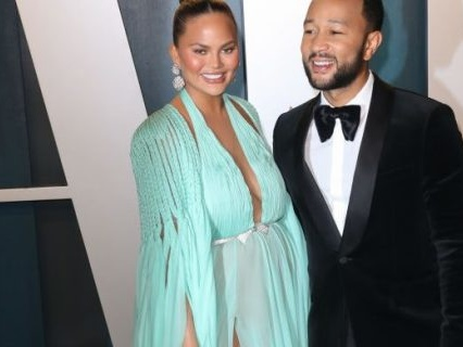 Congratulations: Chrissy Teigen And John Legend Are Expecting Baby #3!