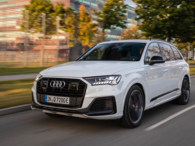 Audi Q7 Plug-in Hybrid debuts with 27 mile EV range