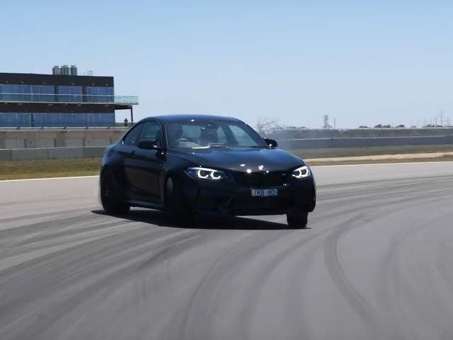 Video: M2 Competition Second in Motor Magazine's Performance Car of the Year