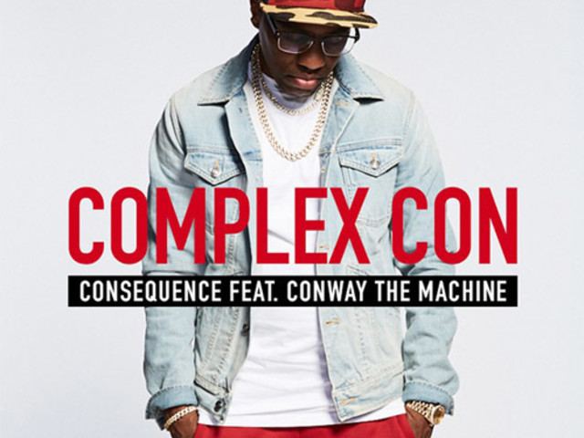 "Consequence & Conway Drop Video for ""Complex Con"""
