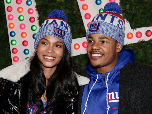 Chanel Iman And Sterling Shepard Share Sweet Footage Of Their Melaniny Beverly Hills Nuptials [Video]