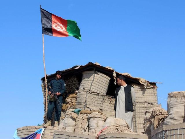 Afghaanse regering praat met Taliban