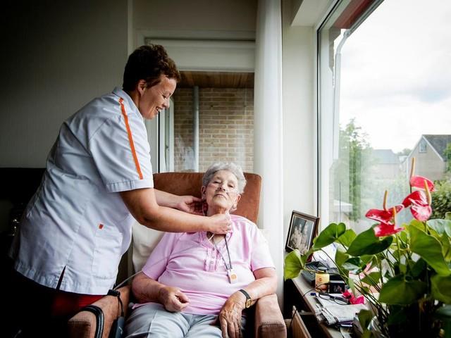 Hoezo rooftocht van goed personeel door verpleeghuizen?