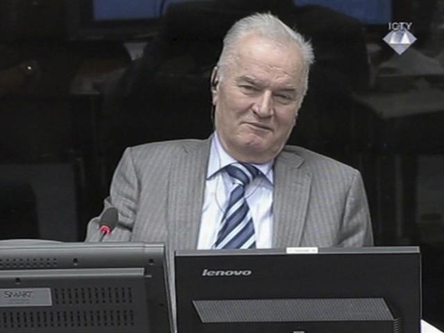 Ratko Mladic, 'de slager van Bosnië', hoort vandaag zijn vonnis