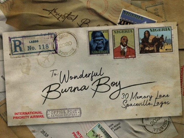 "Burna Boy Releases New Single ""Wonderful"""