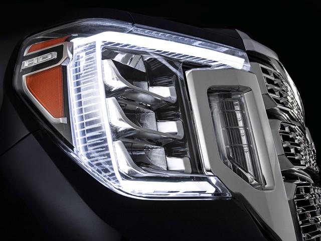 2020 GMC Sierra HD Denali teased