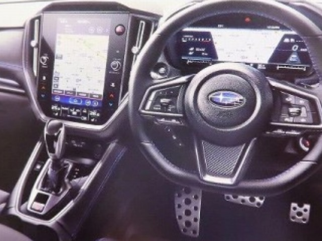 Next-Gen Subaru WRX interior leaked?