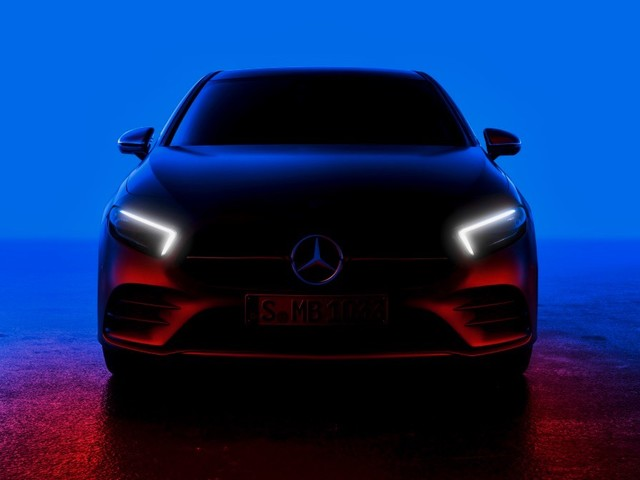 2019 Mercedes-Benz A-Class teased ahead of its Feb 2 debut