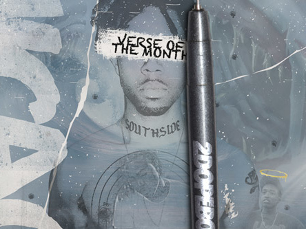 """Verse Of The Month: Vic Mensa, """"HiiiPower Freestyle"""""""