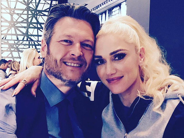 Report: Gwen Stefani And Blake Shelton Put Marriage And Baby Plans On Hold