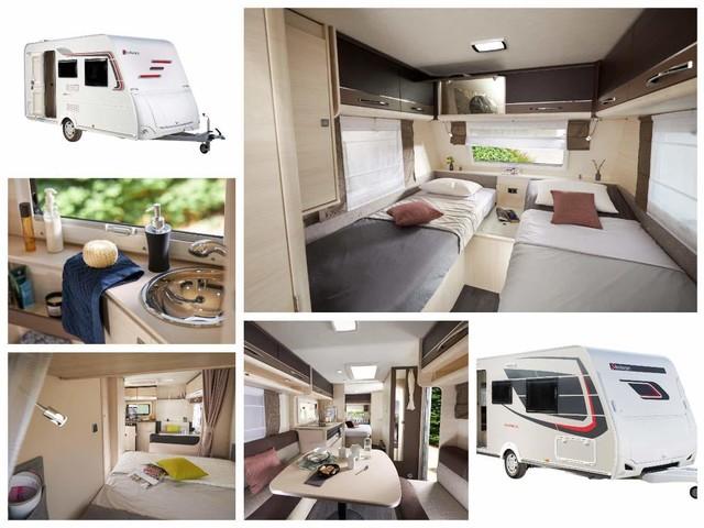 Sterckeman caravans komt met nieuwe indelingen