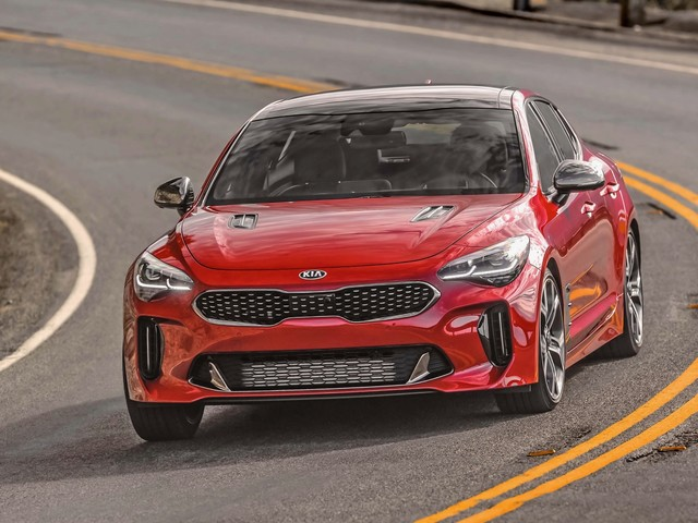 Most expensive 2018 Kia Stinger is priced at $52,300