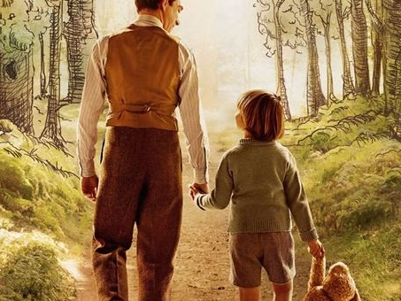 "Movie Review: ""Goodbye, Christopher Robin"" Rises Above The Rain Clouds"
