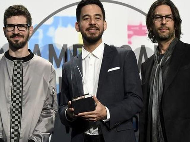 Linkin Park draagt award op aan Chester Bennington