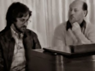 CLASSIC CLIP: Steven Spielberg & John Williams Discuss Working Together