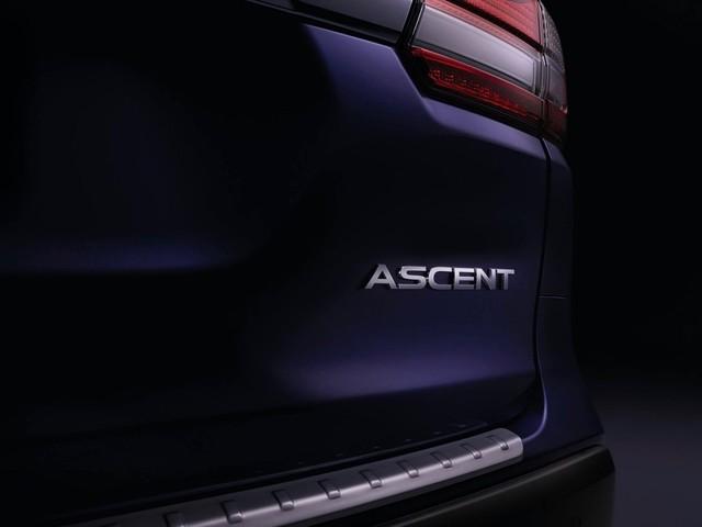 2019 Subaru Ascent will debut on Nov 28