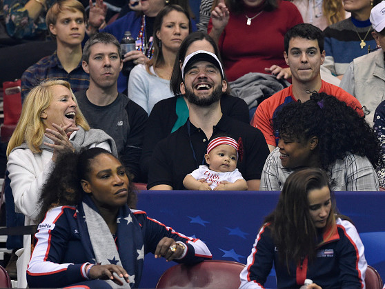 So Precious: Serena Williams Celebrates Her Beautiful Baby Girl Being Six-Months-Old
